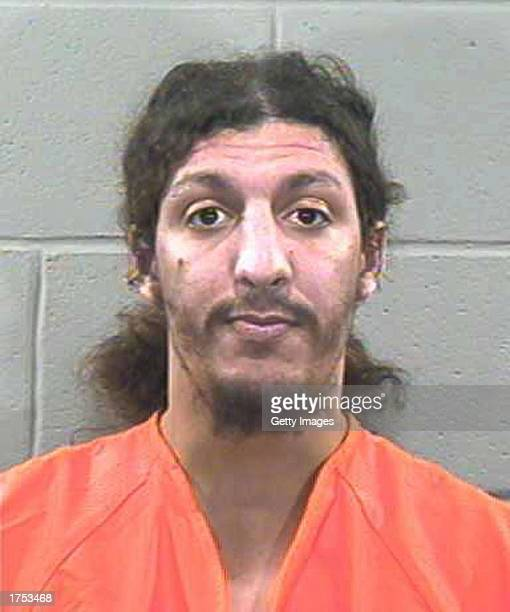 This police mug shot shows 28yearold alleged shoe bomber Richard Reid after his arrest December 24 2001 in Plymouth Massachusetts Reid plead guilty...
