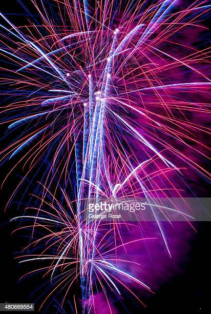 This quirky Danish community with its windmills and old world architecture celebrates an allAmerican 4th of July with a fireworks display on July 4...
