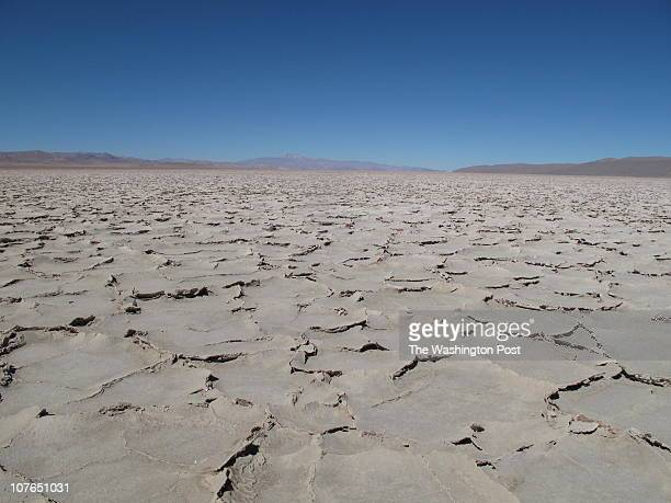This remote moonscape in northern Argentina – the Cauchari salt bed – may hold up to eight million tons of lithium a critical component in the...