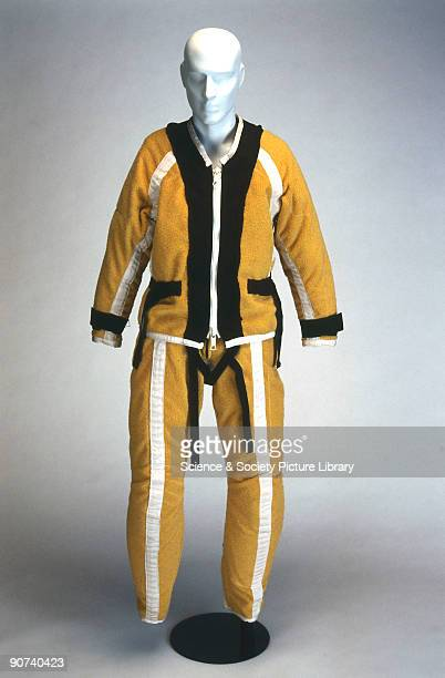 This suit is made from Kevlar an abrasion resistant material used to provide the maximum protection for a motorcyclist in an accident