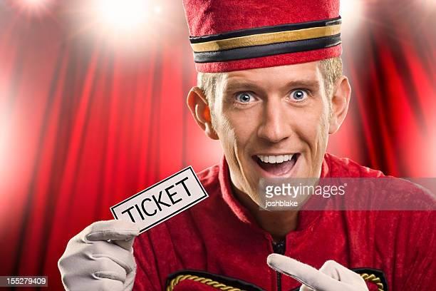 Questo biglietto è tua