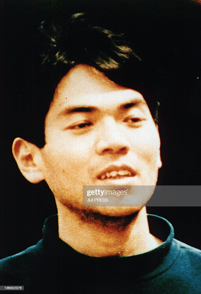 This undated file picture shows a former member of Japan's Aum Supreme Truth doomsday cult Makoto Hirata, 46, who was arrested in Tokyo on January 1, 2012 after almost 17 years on the run. Hirata turned himself into a police station in Tokyo, just 10 minutes before midnight on New Year's Eve.