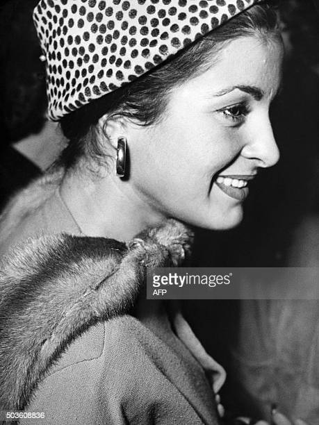 This undated photo taken at an unknown location shows Italian actress Silvana Pampanini Silvana Pampanini an Italian actress and beauty who was one...