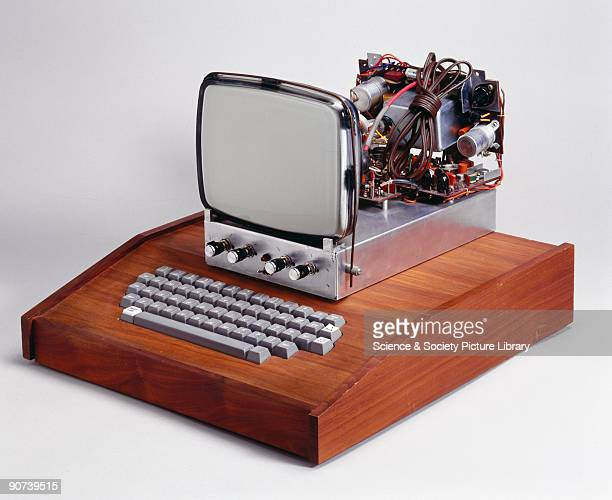 This was the first computer made by Apple Computers Inc which became one of the fastest growing companies in history launching a number of innovative...