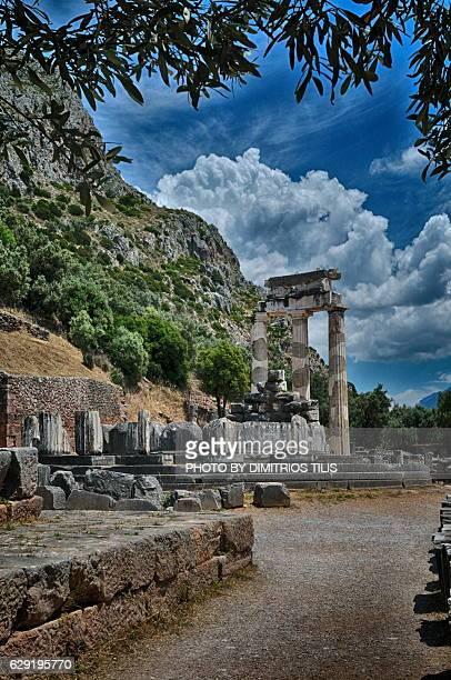Tholos of Athena Pronaia 2