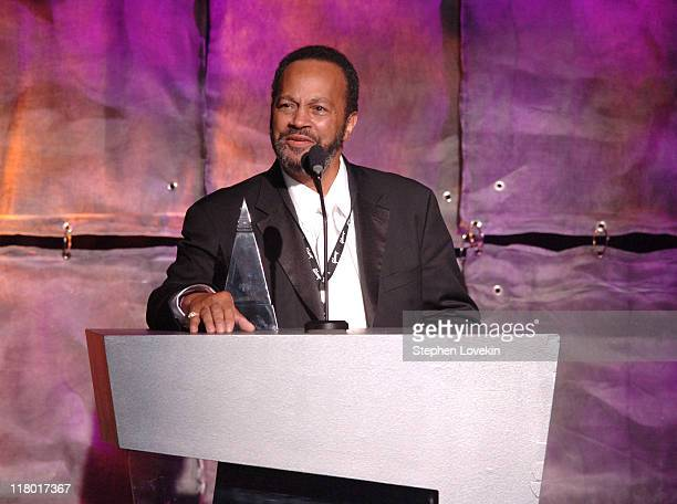 Thom Bell inductee during 37th Annual Songwriters Hall of Fame Ceremony Show and Dinner at Marriott Marquis in New York City New York United States