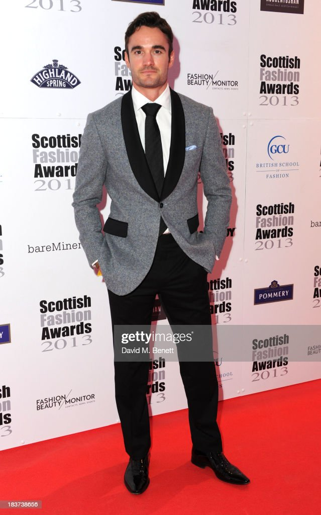 8th Annual Scottish Fashion Awards 2013 - After Party