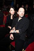 Undercover : Front Row - Paris Fashion Week - Menswear...