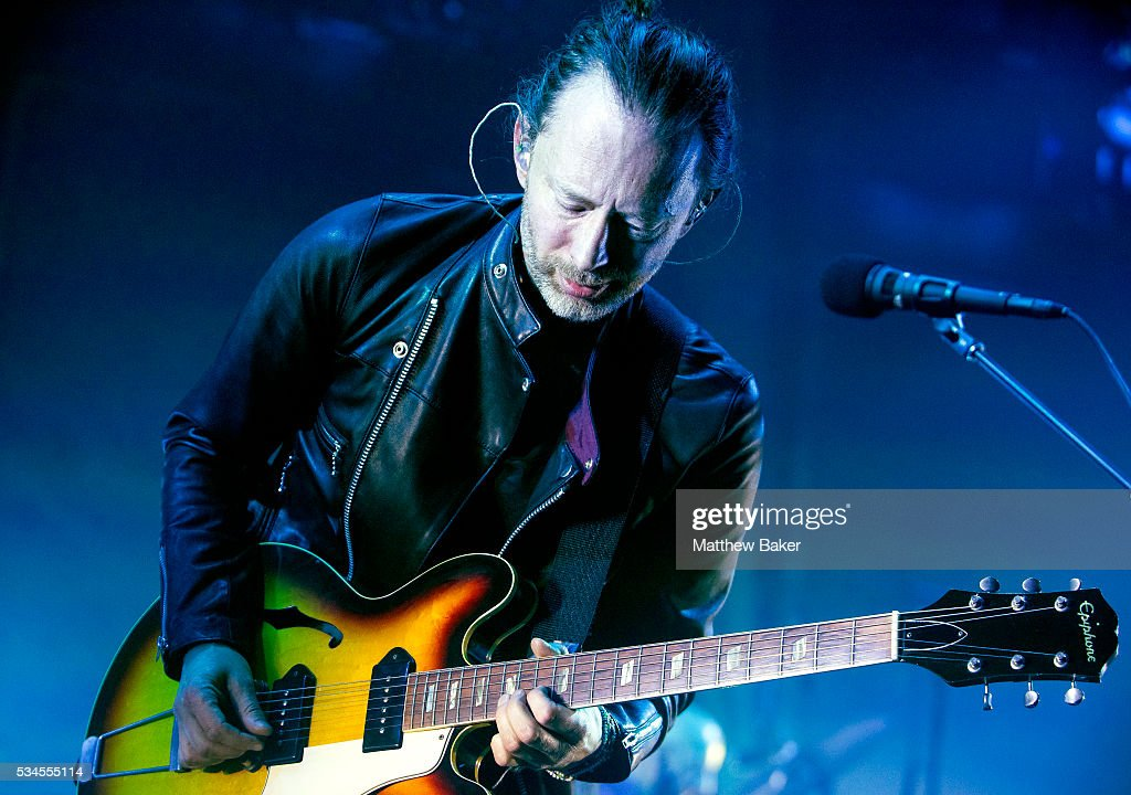 <a gi-track='captionPersonalityLinkClicked' href=/galleries/search?phrase=Thom+Yorke&family=editorial&specificpeople=216542 ng-click='$event.stopPropagation()'>Thom Yorke</a> of Radiohead performs at The Roundhouse on May 26, 2016 in London, England.