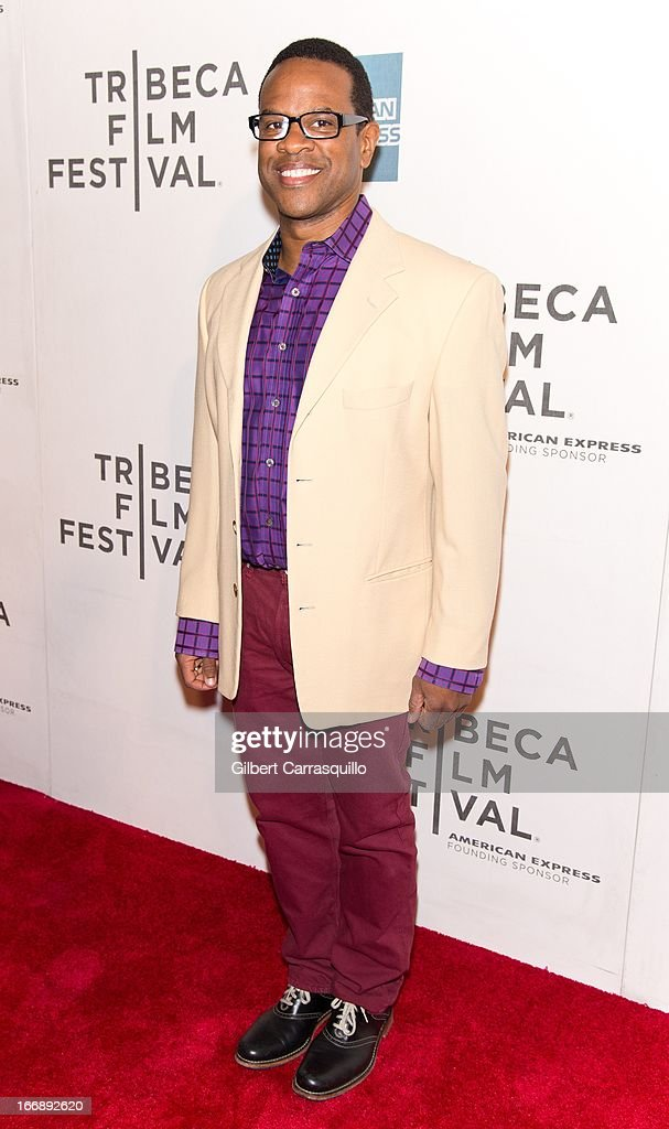 Thomas Allen Harris attends the 'Mistaken for Strangers premiere during the opening night of the 2013 Tribeca Film Festival at BMCC Tribeca PAC on April 17, 2013 in New York City.