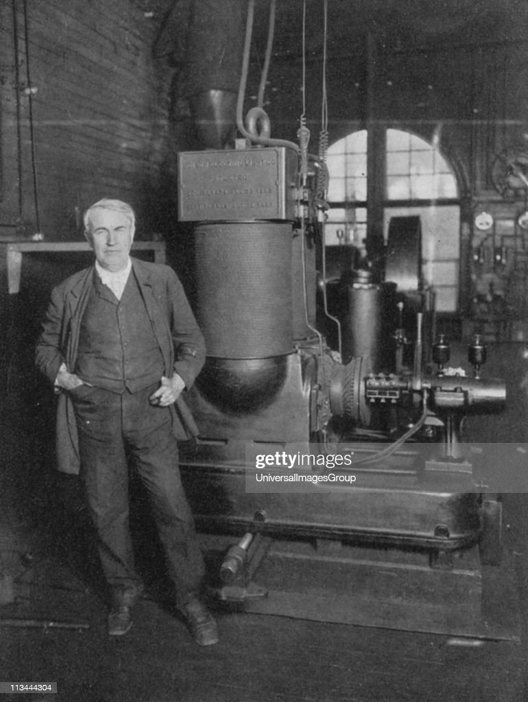 invention of electricity Other inventors, such as william sawyer and albon man, threw in the towel, merging their company with edison's to form general electric, according to the us department of energy (doe) the first.