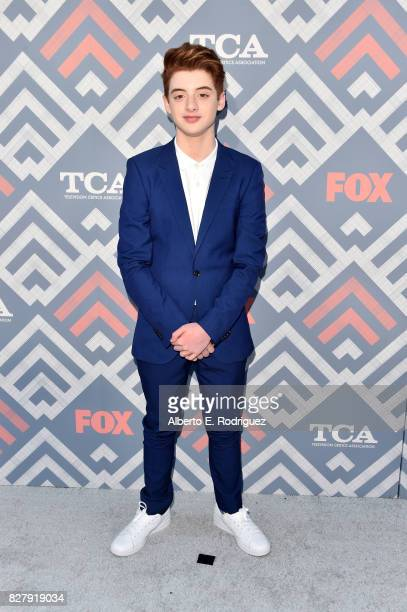 Thomas Barbusca attends the FOX 2017 Summer TCA Tour after party on August 8 2017 in West Hollywood California