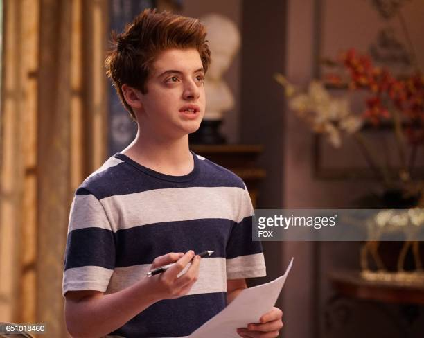 Thomas Barbusca in the 'The Condom' episode of THE MICK airing Tuesday Jan 17 831901 PM ET/PT on FOX