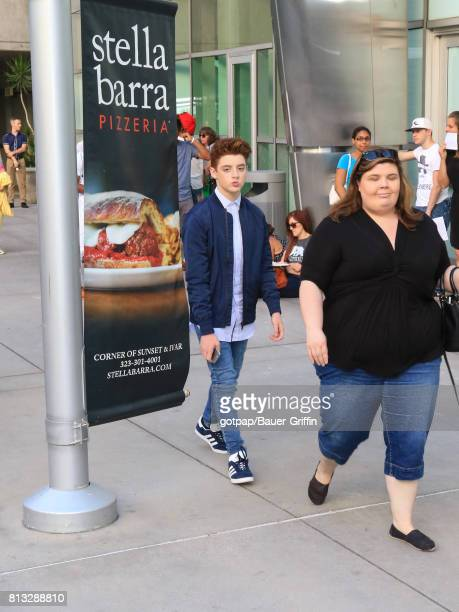 Thomas Barbusca is seen on July 11 2017 in Los Angeles California