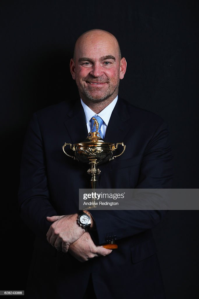 Thomas Bjorn Named Europe Ryder Cup Captain