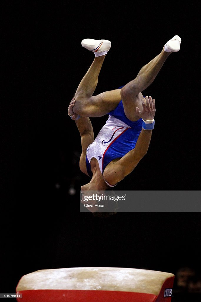 Artistic Gymnastics World Championships 2009 - Day Six