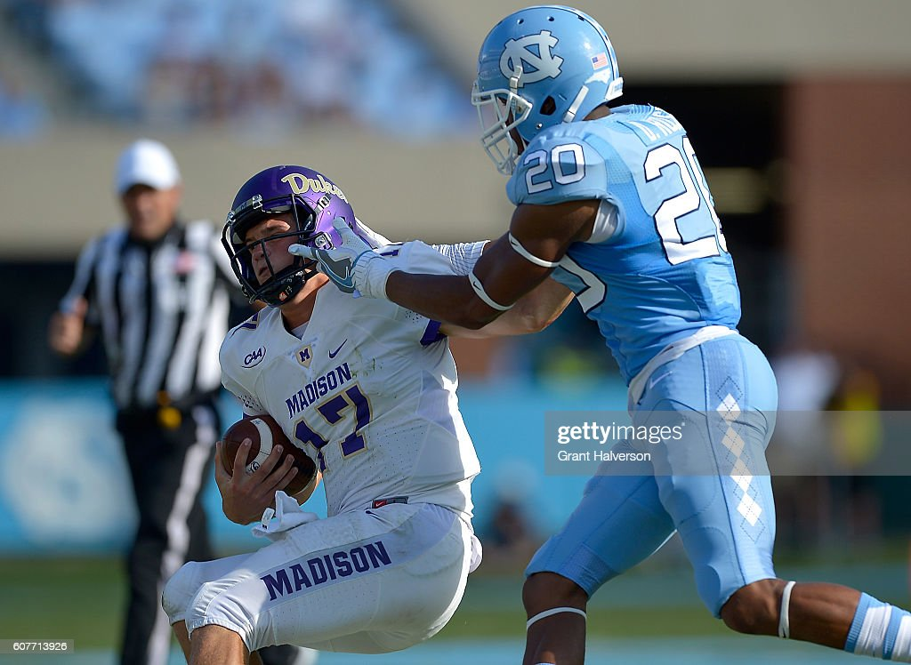 James Madison v North Carolina