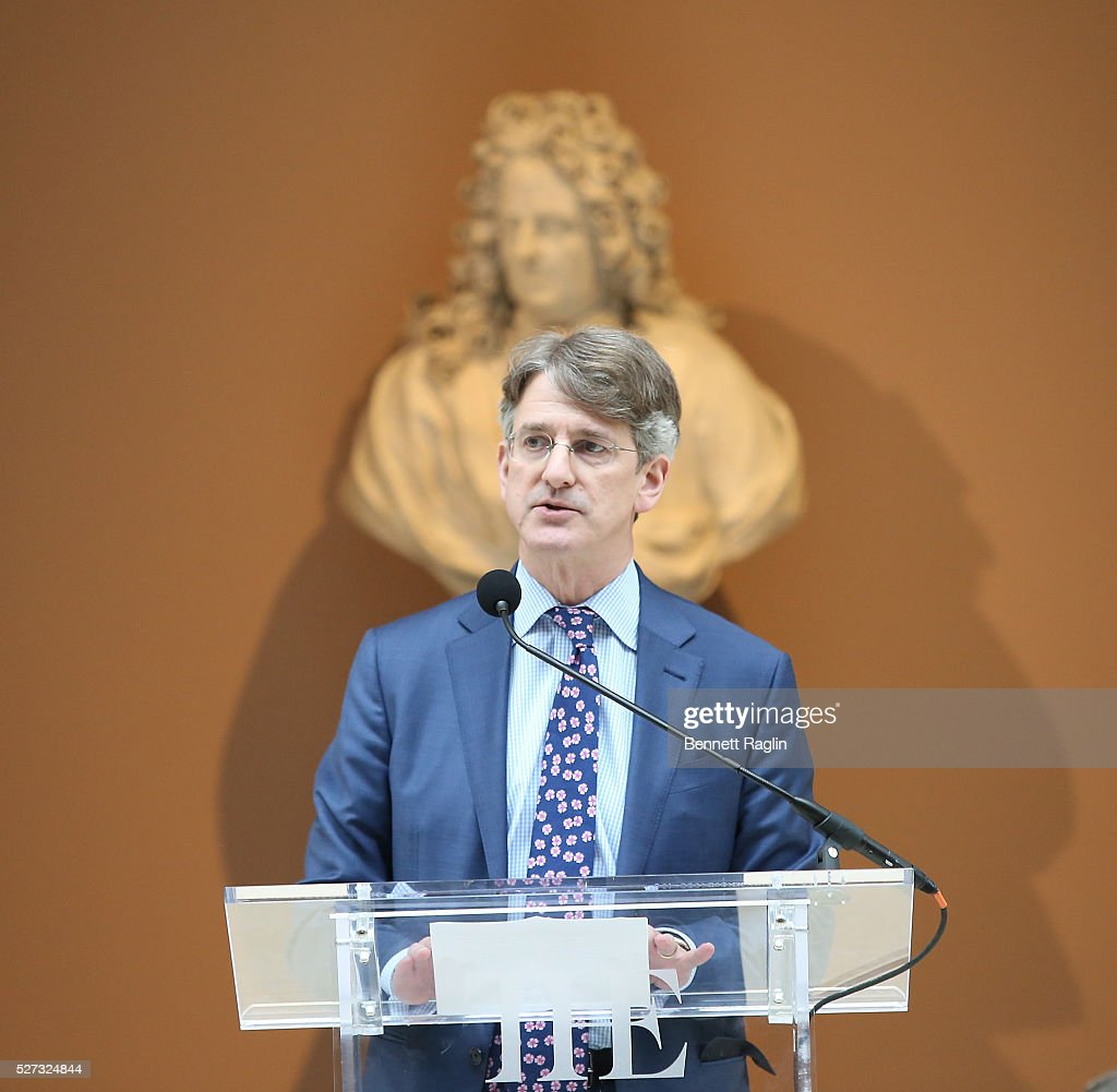 Thomas Campbell, Director of the Metropolitan Museum of Art attends the 'Manus x Machina: Fashion In An Age Of Technology' - Press Preview at Metropolitan Museum of Art on May 2, 2016 in New York City.