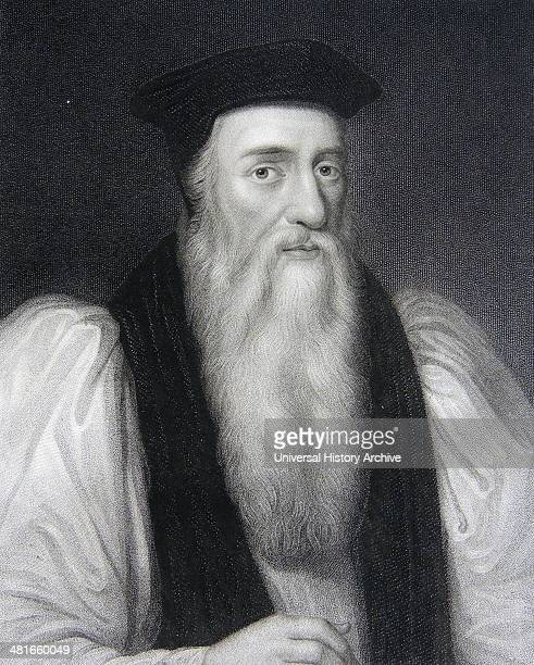 Thomas Cranmer English prelate and Protestant martyr Archbishop of Canterbury Found guilty of high treason under Mary I and burned at the stake in...