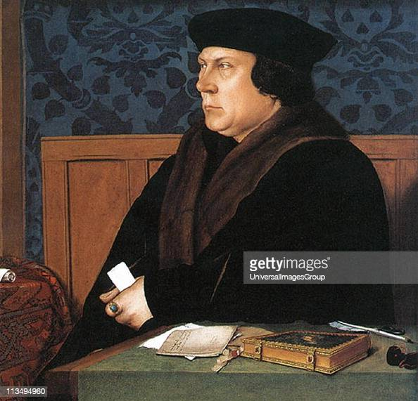 thomas cromwell in 1540 essay