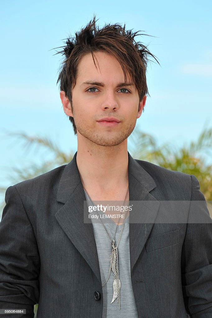 Thomas Dekker at the photo call for Kaboom during the 63rd Cannes International Film Festival