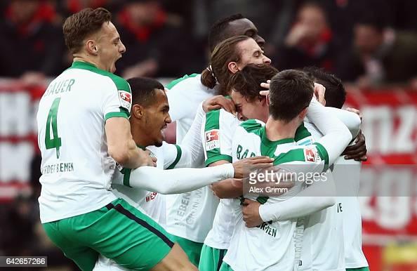 1. FSV Mainz 05 v Werder Bremen - Bundesliga : News Photo