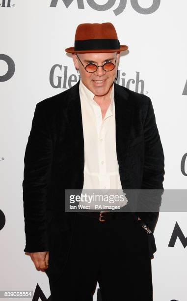 Thomas Dolby arrives at the Mojo Awards at the Brewery in London