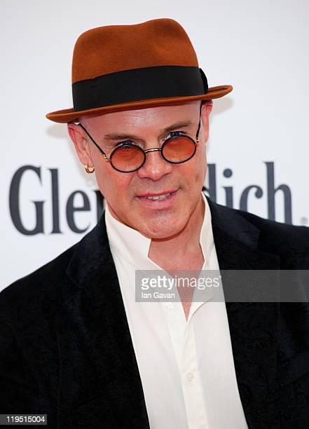Thomas Dolby attends the Glenfiddich Mojo Honours List 2011 at The Brewery on July 21 2011 in London England