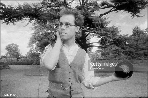 Thomas Dolby in Fulham London UK 9 October 1981