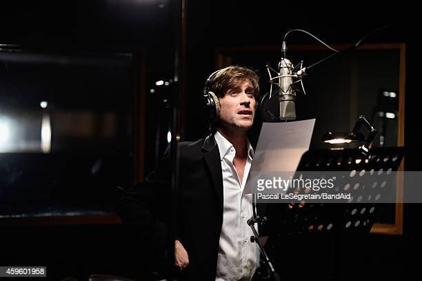 """Band Aid 30 """"Noel est la"""" : Recording"""