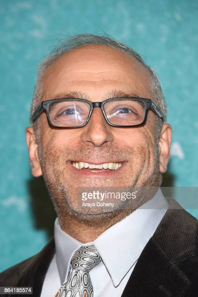 Thomas Fiscella attends the opening night of 'Bright Star' at Ahmanson Theatre on October 20 2017 in Los Angeles California