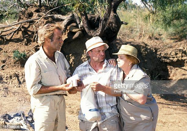 Thomas Fritsch Christian Ebel Marianne Kiefer PRO 7 Serie 'Glueckliche Reise ' Folge 18 'Sun City' 'The Lost City'/SüdAfrika Südafrika Episode 1...
