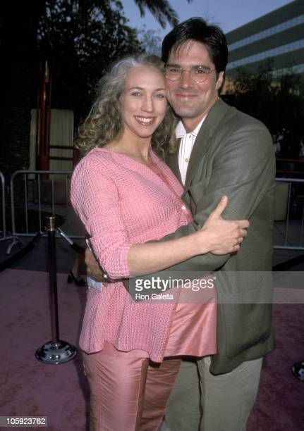Thomas Gibson and Christine Gibson during 'Austin Powers The Spy Who Shagged Me' Los Angeles Premiere at Universal Amphitheatre in Universal City...