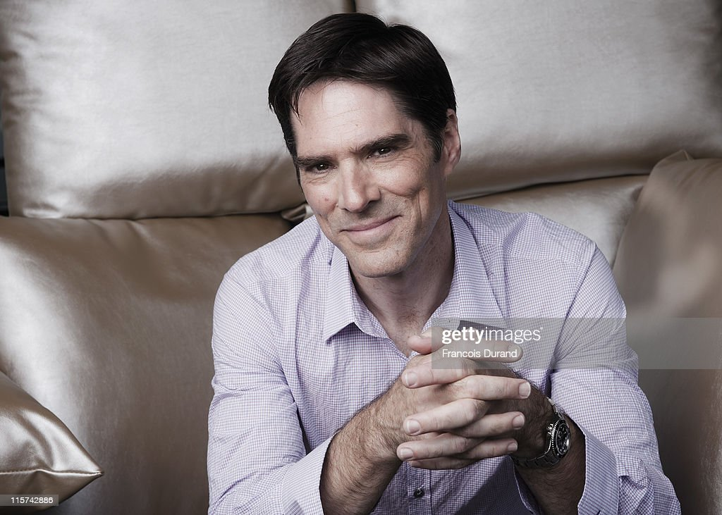 <a gi-track='captionPersonalityLinkClicked' href=/galleries/search?phrase=Thomas+Gibson&family=editorial&specificpeople=615758 ng-click='$event.stopPropagation()'>Thomas Gibson</a> poses at a portrait session during the 2011 Monte Carlo Television Festival held at the Grimaldi Forum on June 9, 2011 in Monaco, Monaco.