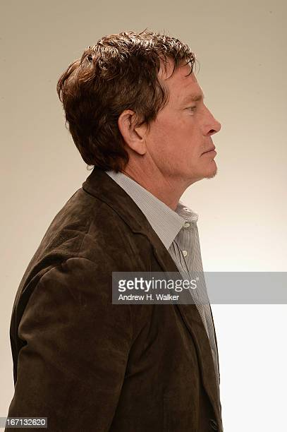 Thomas Haden Church actor in the film 'Whitewash' poses at the Tribeca Film Festival 2013 portrait studio on April 21 2013 in New York City
