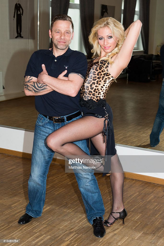 <a gi-track='captionPersonalityLinkClicked' href=/galleries/search?phrase=Thomas+Haessler&family=editorial&specificpeople=786841 ng-click='$event.stopPropagation()'>Thomas Haessler</a> and Regina Luca pose at a photo call for the television competition 'Let's Dance' on March 3, 2016 in Dallgau-Doeberitz, Germany. On March 11th, the show, in which celebrities compete at dancing, goes into its ninth round on the German network RTL.