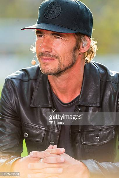 Thomas Hayo look on during the DFB Cup Final 2016 between Bayern Muenchen and Borussia Dortmund at Olympiastadion on May 21 2016 in Berlin Germany