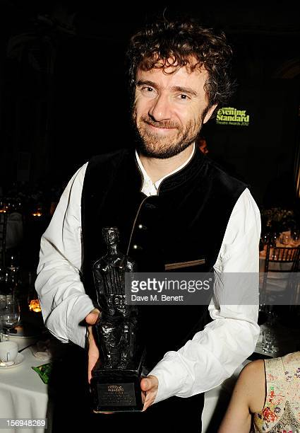 Thomas Heatherwick attend an after party following the 58th London Evening Standard Theatre Awards in association with Burberry at The Savoy Hotel on...