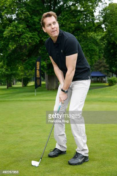Thomas Heinze attends the 'Camp David Eagles Hauptstadt Golf Cup' on May 19 2014 in Berlin Germany