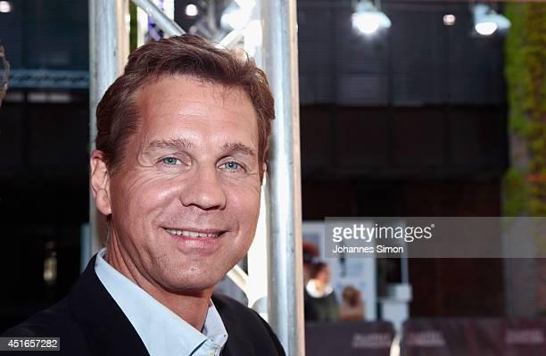 Thomas Heinze attends the 'Luegen und andere Wahrheiten' premiere as part of Filmfest Muenchen 2014 at CarlOrffSaal on July 3 2014 in Munich Germany