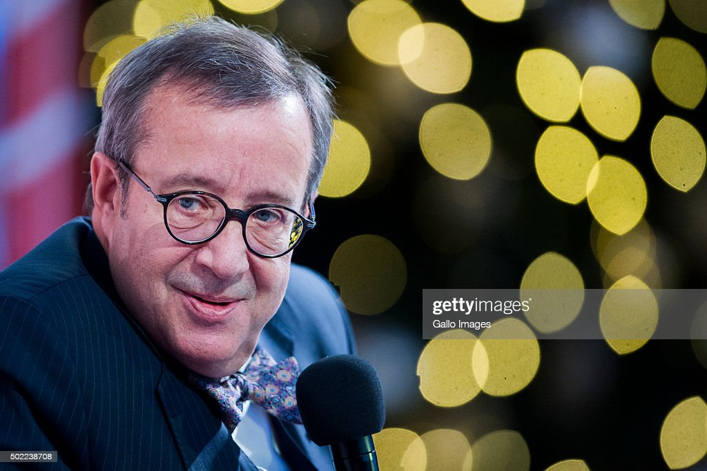 WARSAW POLAND DECEMBER 21 Thomas Hendrik Ilves attends the conference 'Sovereignty solidarity security Lech Kaczynski and Central and Eastern Europe'...