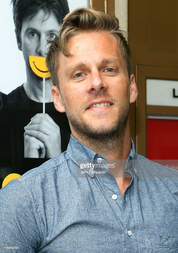 Thomas Higgins attends 'Reasons To Be Happy' Broadway Opening Night at the Lucille Lortel Theatre on June 11, 2013 in New York City.