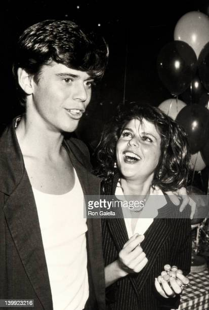 C Thomas Howell and guest at the Premiere of 'Grandview USA' Writers Guild Theater Beverly Hills