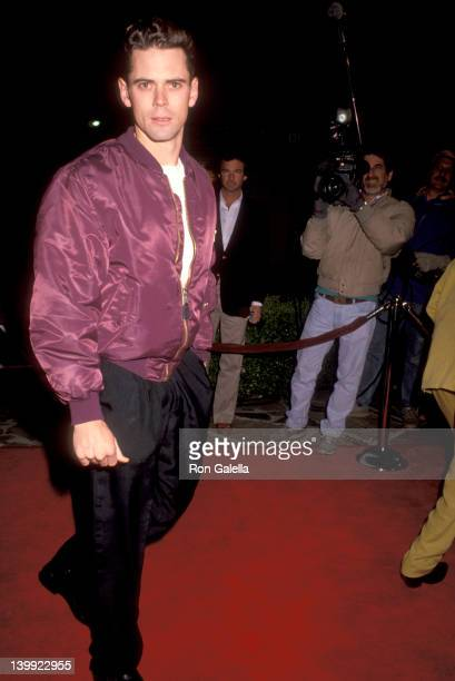 C Thomas Howell at the Premiere of 'The Five Heartbeats' Mann Village Theatre Westwood