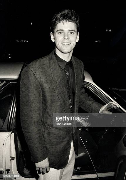 C Thomas Howell at the Premiere of 'The Hitcher' Mann National Theater Westwood