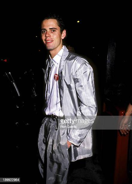 C Thomas Howell at the Premiere Party for 'Snow Man' Hard Rock Cafe New York City