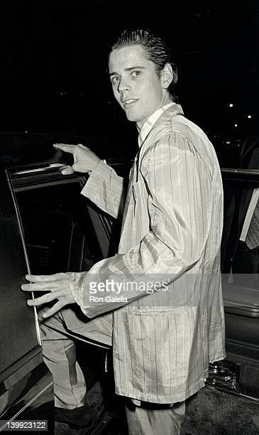 C Thomas Howell at the Premiere Party for 'Soul Man' Hard Rock Cafe New York City
