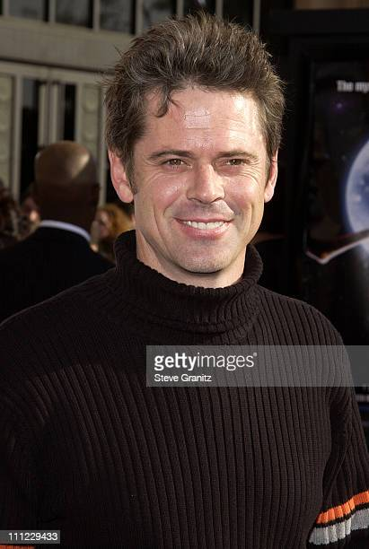 C Thomas Howell during 20th Anniversary Premiere of Steven Spielberg's 'ET The ExtraTerrestrial' Arrivals at The Shrine Auditorium in Los Angeles...