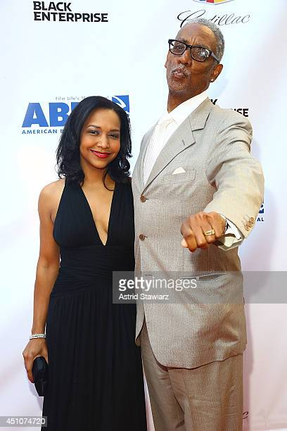 Thomas Jefferson Byrd attends 'Da Sweet Blood Of Jesus' world premiere during the 2014 American Black Film Festival at Metropolitan Pavilion on June...