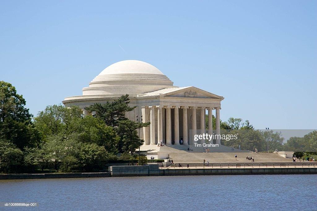 Thomas Jefferson Memorial, Washington DC, USA : Stock Photo
